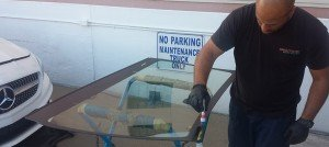 Countywide Auto Glass installer